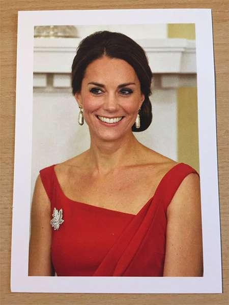 Księżna Kate dziękuje fanom za życzenia urodzinowe