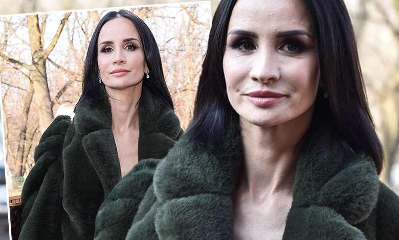 Viola Kołakowska promuje programAgent Gwiazdy