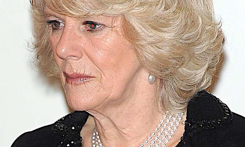 Księżna Camilla śmierć matki