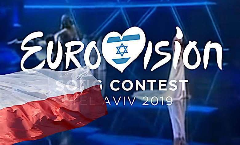 Eurowizja 2019: Lidia Kopania Scars are beautiful piosenka