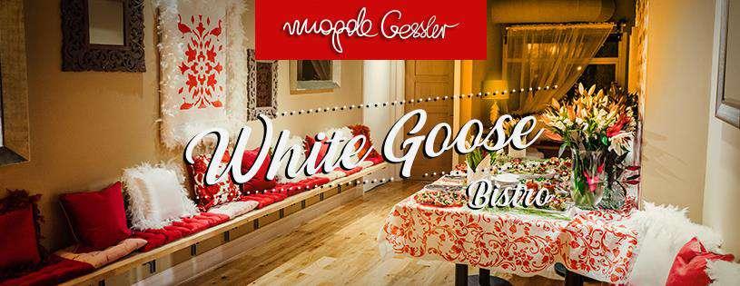 White Goose Bisto – restauracja Magdy Gessler w Londynie