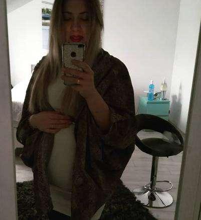 Małgosia Borysewicz w ciąży