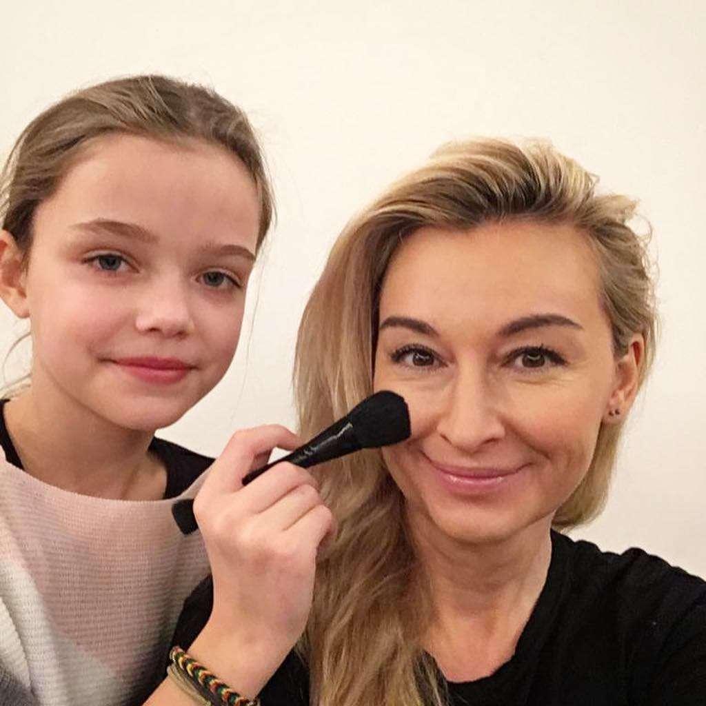 Martyna Wojciechowska w makijażu Marysi