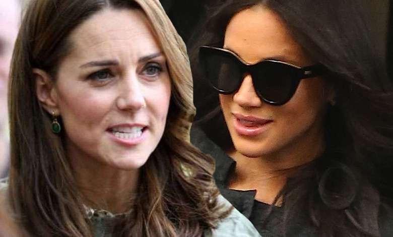 Księżna Kate nie była na baby shower Meghan Markle