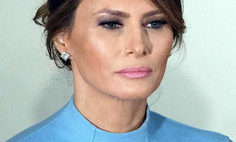 Melania Trump nagle zniknęła. Dlaczego?