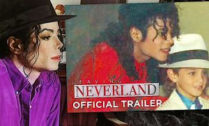 Leaving Neverland trailer film dokumentalny Michael Jackson