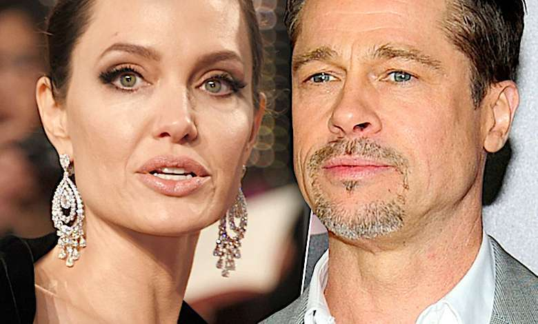 Angelina Jolie, Brad Pitt, romans