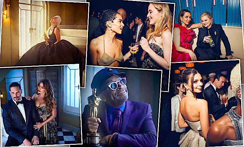 Vanity Fair Oscars 2019 Sesja