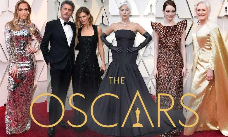 Oscary 2019 kreacje gwiazdy