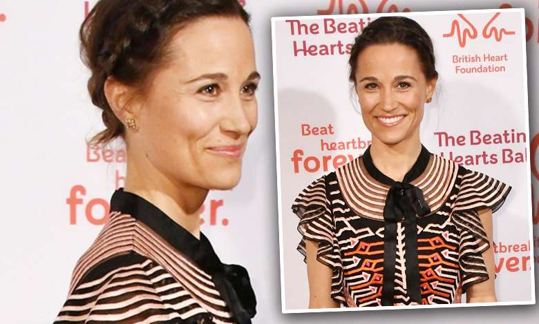 Pippa Middleton na balu Beating Hearts