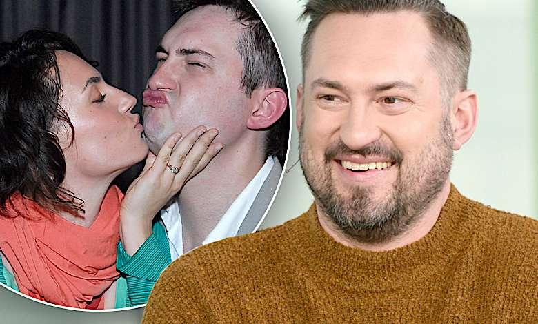 Marcin Prokop żona walentynki