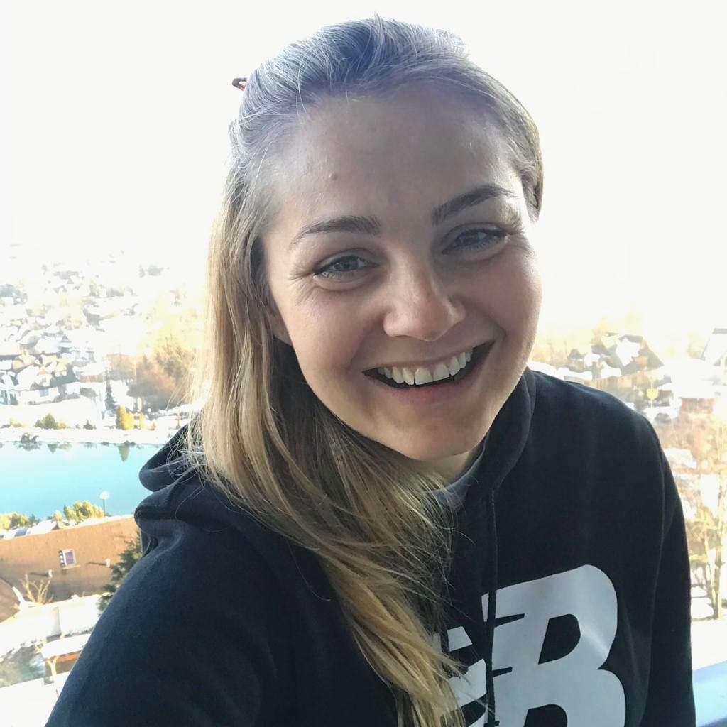 Małgorzata Socha na wakacjach
