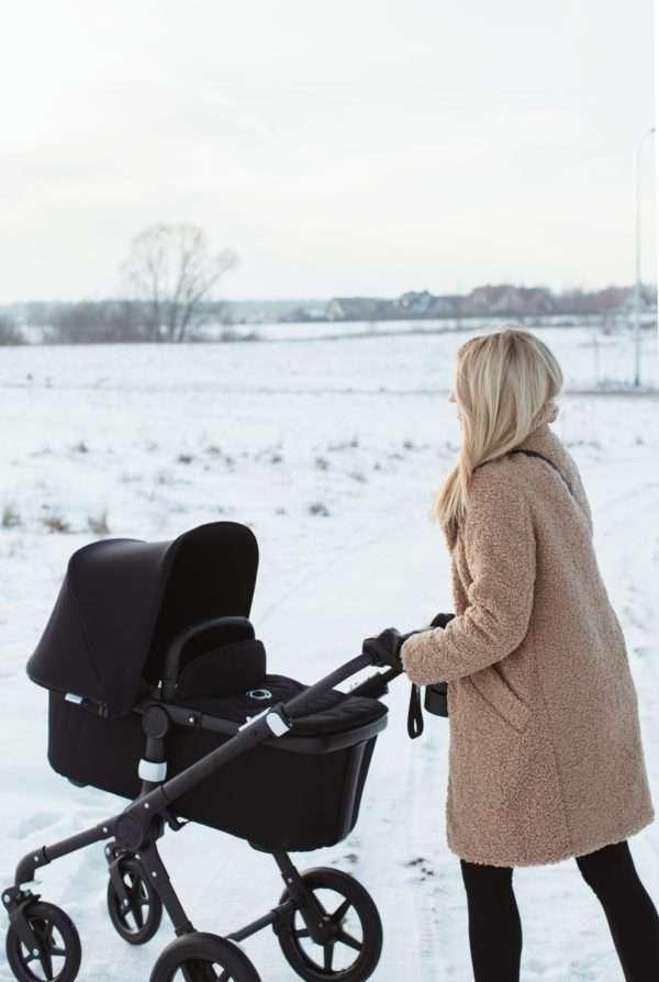 Kasia Tusk pokazała wózek swojej córki