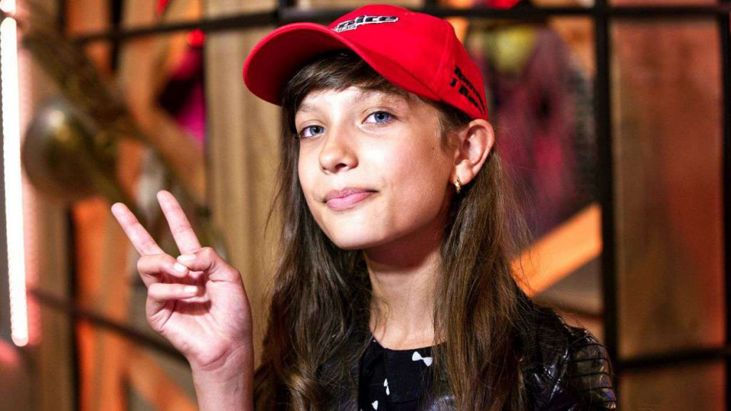 Wiktoria Gabor – The Voice Kids 2