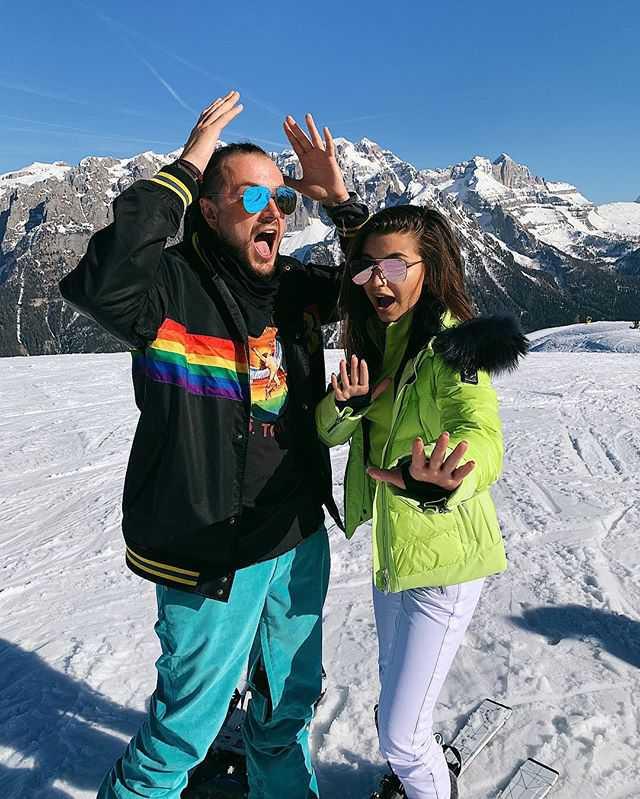 Julia Wieniawa i Baron szaleją w górach