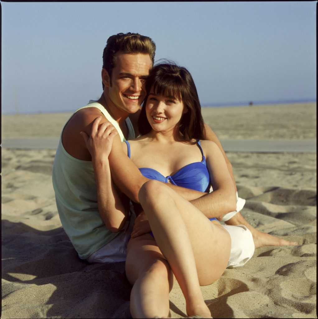 Beverly Hills, 90210 (Season 1) - filmstill