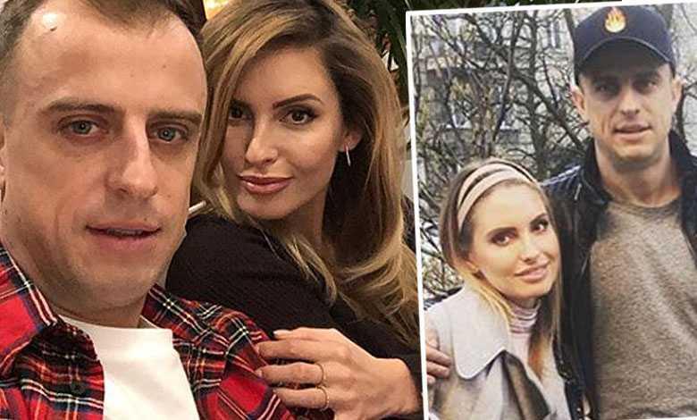 Kamil Grosicki pochwalił się rodzinnym zdjęciem. Syn Dominiki wyrósł na prawdziwego przystojniaka!
