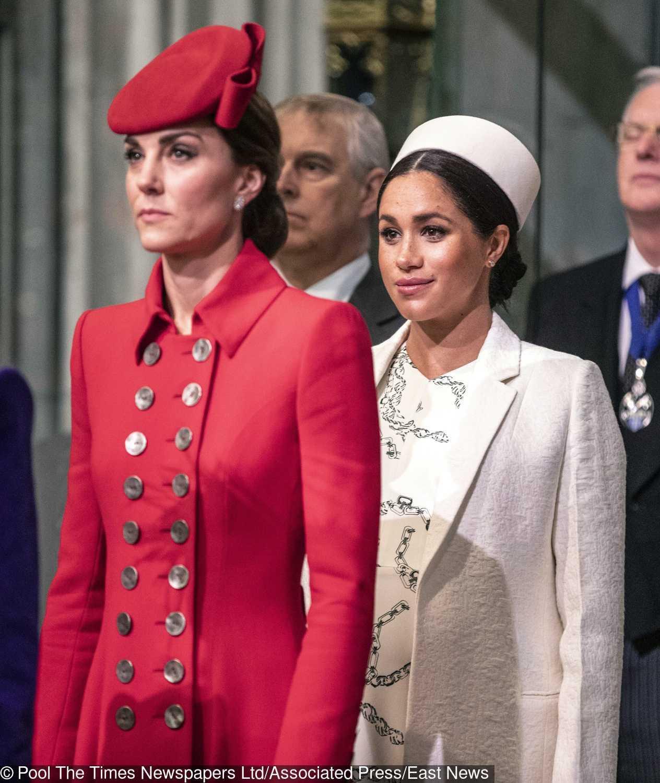 Księżna Kate i Meghan Markle nie lubią się?