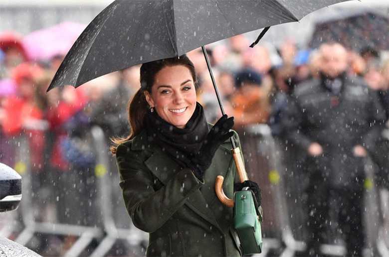 Księżna Kate w Blackpool