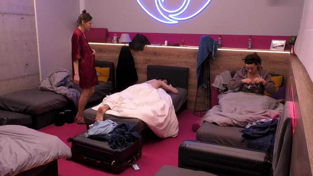 Marlena Klimczyk i Justyna Żak o piersiach w Big Brotherze