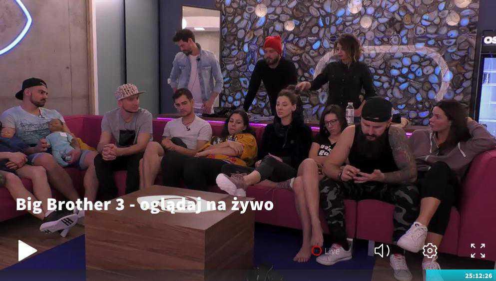Big Brother: Zebranie w sprawie zachowania Justyny Żak