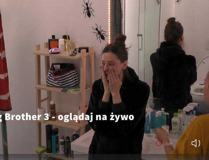 Justyna Żak popłakała się