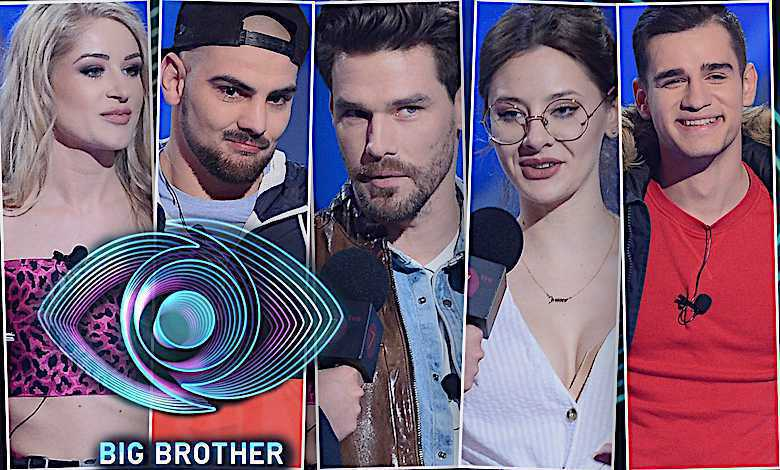Big Brother 2019 uczestnicy