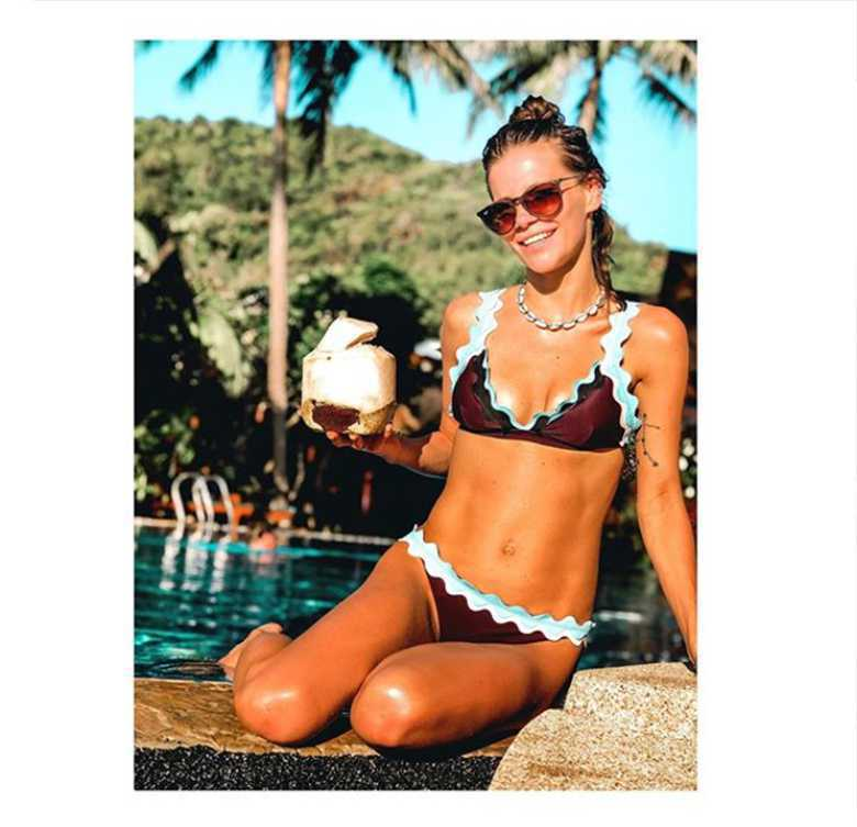 Maja Bohosiewicz w bikini