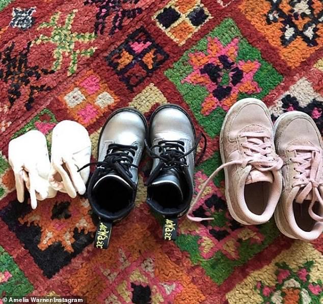 Jamie Dornan i Amelia Warner trzeci raz zostali rodzicami