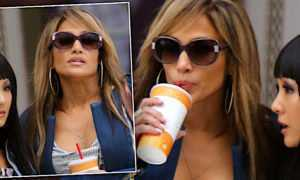 Jennifer Lopez, plan filmu