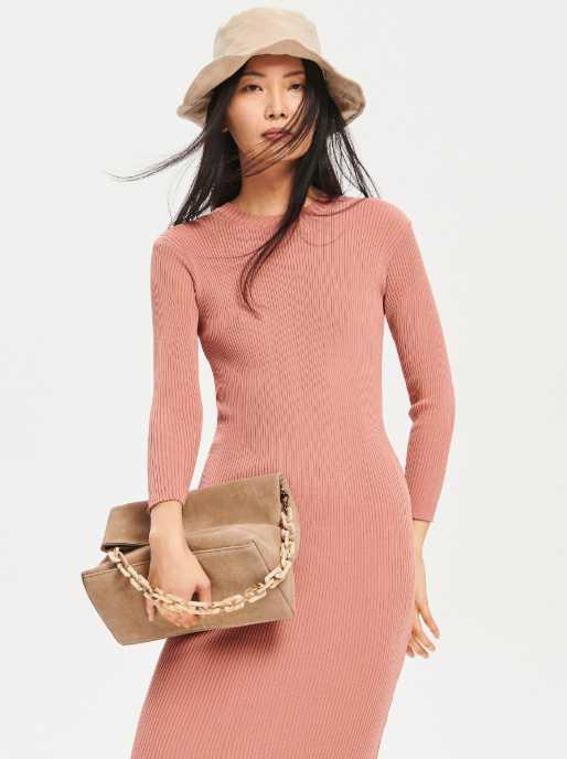 różowa sukienka - Reserved, 239, 99