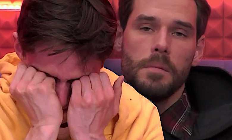 """Homofobia w """"Big Brotherze""""! Internauci chcą zlinczować Tomka! Z całej siły uderzył w homoseksualnego Łukasza!"""