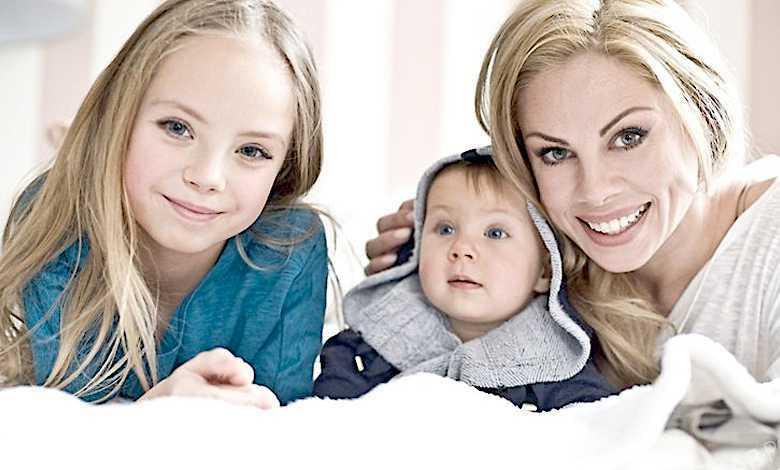 Zdjęcie (5) Córki Magdy Modrej wyrosły na przepiękne dziewczyny. Mia i Lea złamią niejedno serce. Co za uroda