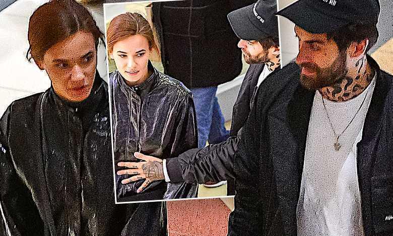 Natalia Szroeder i Quebonafide przyłapani na zakupach. Nie wyglądali na zadowolonych