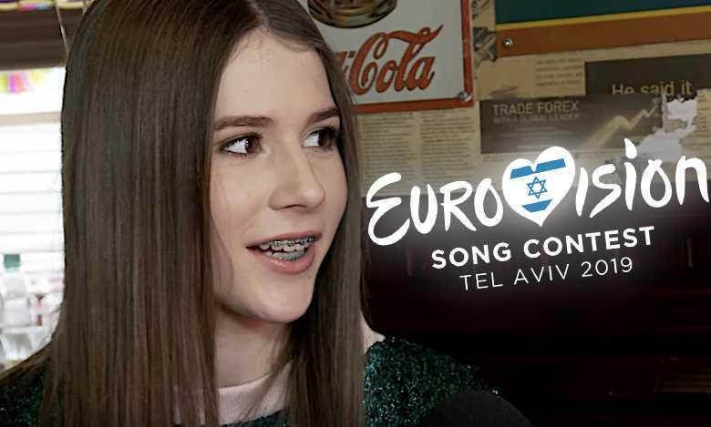 Roksana Węgiel występ na Eurowizji 2019