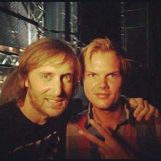 David Guetta i Avicii