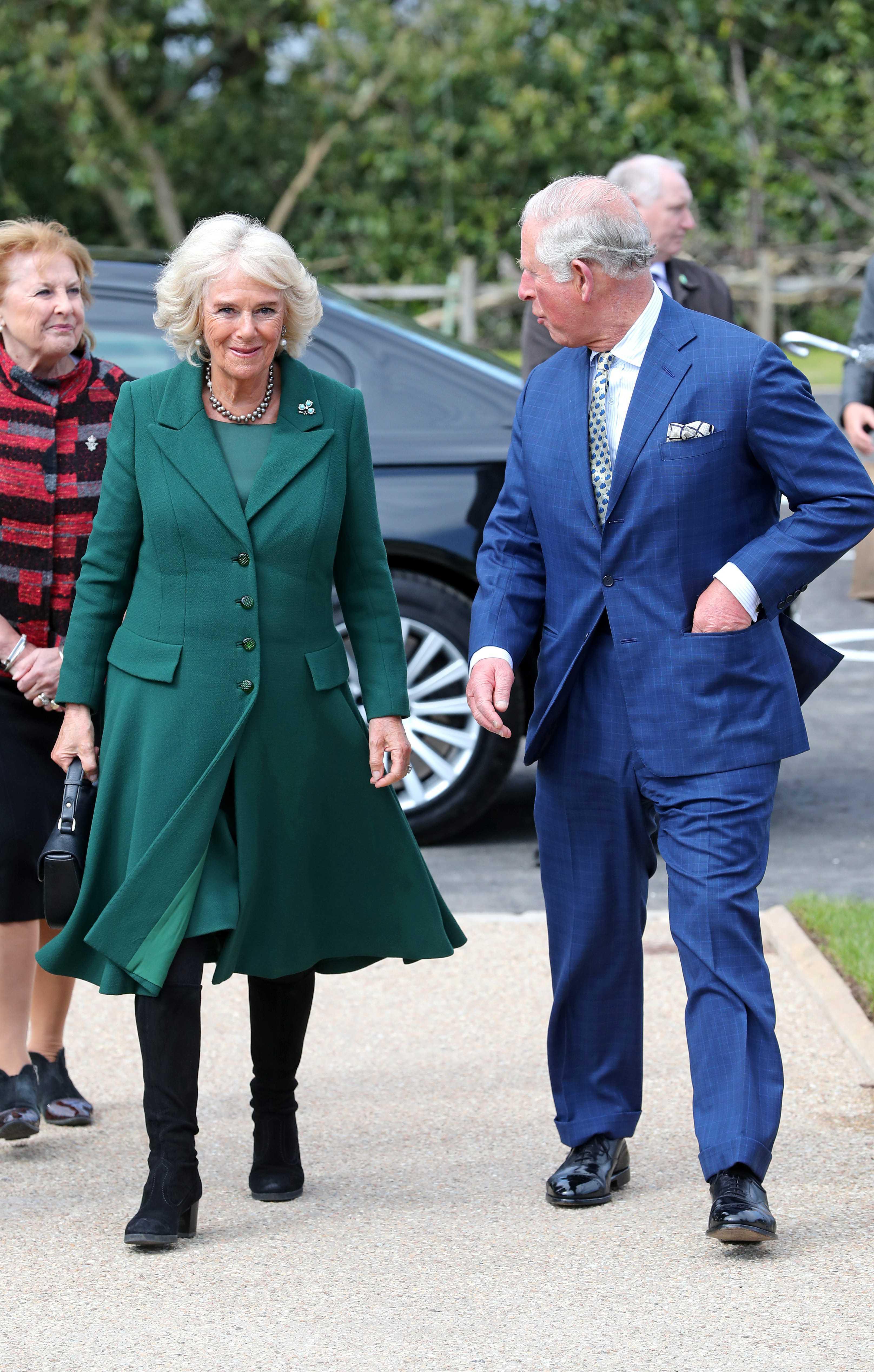 Książę Karol i księżna Camilla świętowali rocznicę ślubu