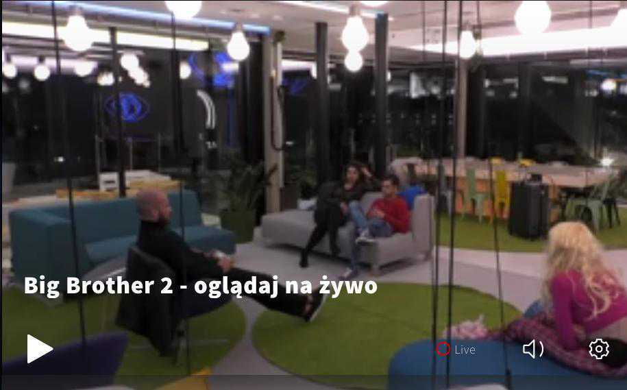 Karolina Wnęk o swojej rezygancji z Big Brothera opowiedziała w rozmowie z Maciejem, Olegiem i Klaudią (screen: Player.pl)