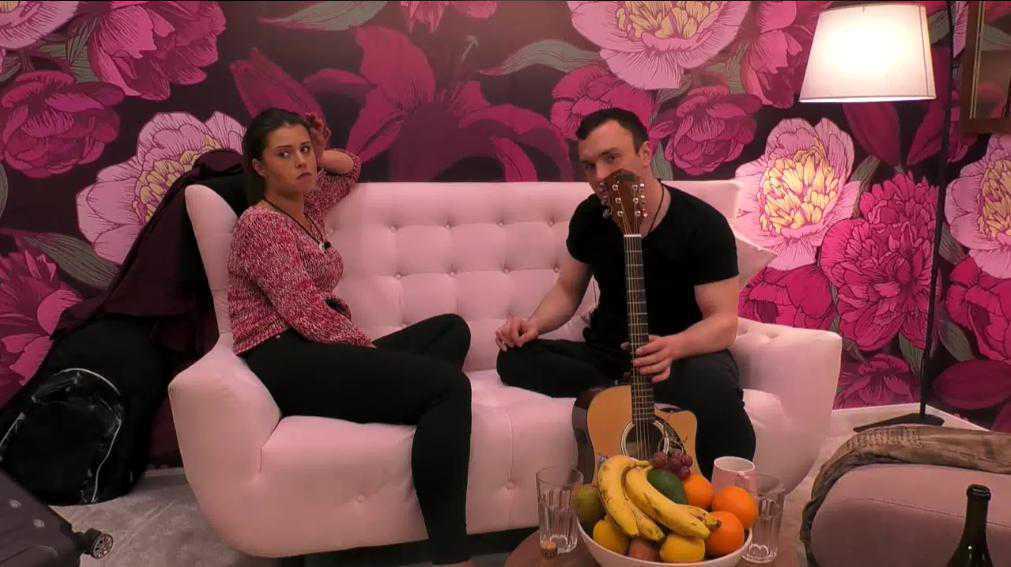 Angelika Głaczkowska i Jakub Pyśk jako pierwsi zamieszkali w tajnym pokoju w domu Big Brothera
