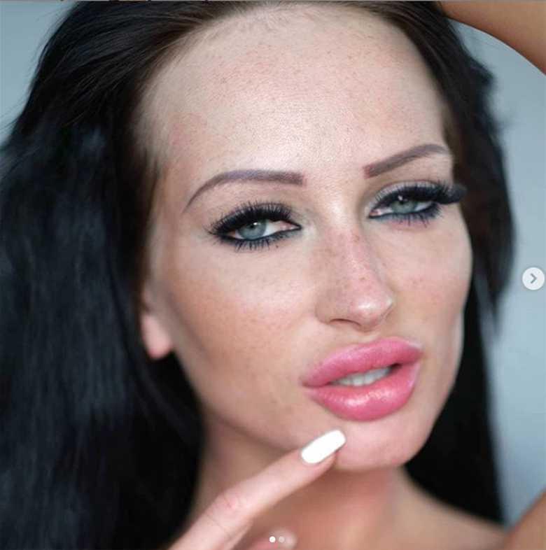 Małgorzata Godlewska - jak wygląda bez makijażu?