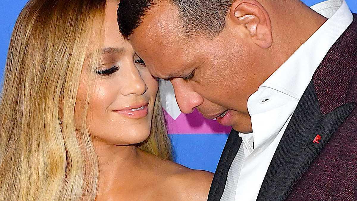 Jennifer Lopez i Alex Rodriguez nie są parą?