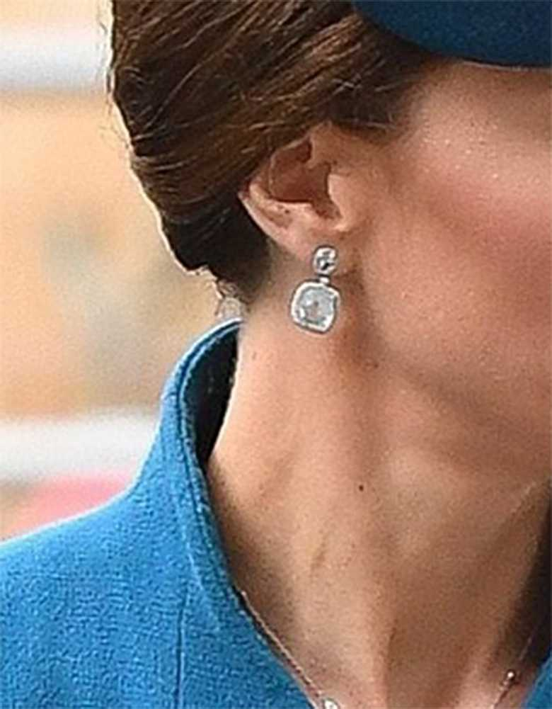 Księżna Kate na mszy z okazji święta Anzac