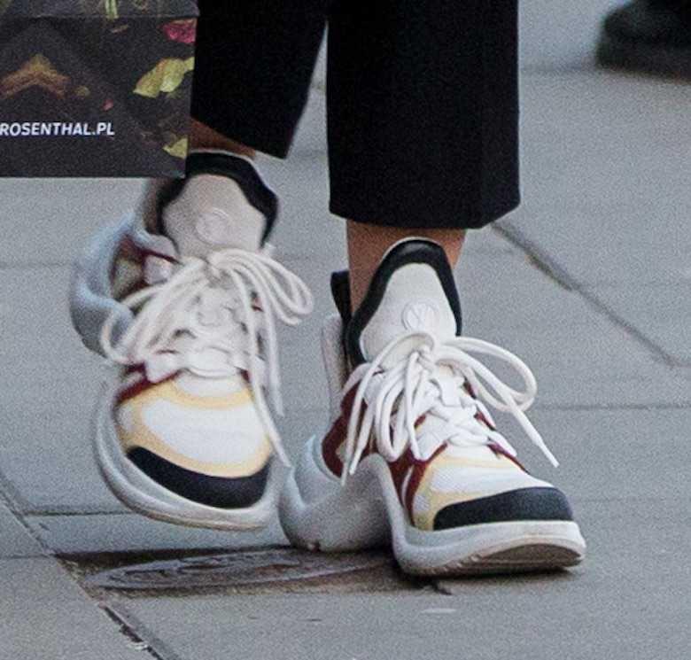Buty Małgorzaty Kożuchowskiej kosztowały 4 tysiące złotych