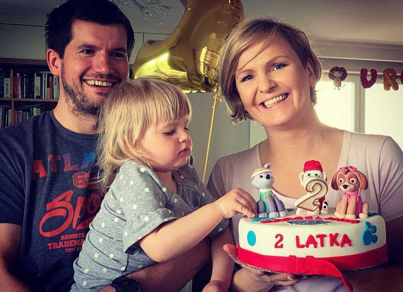 Drugie urodziny córki Otylii Jędrzejczak