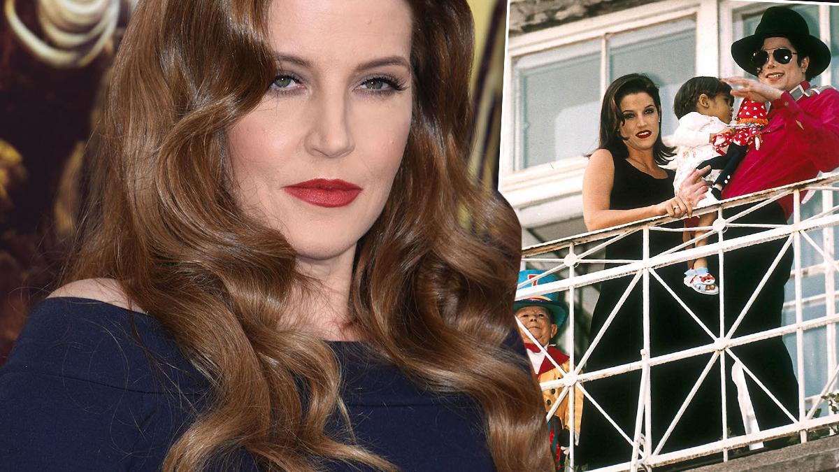 Lisa Marie Presley - jak obecnie wygląda?