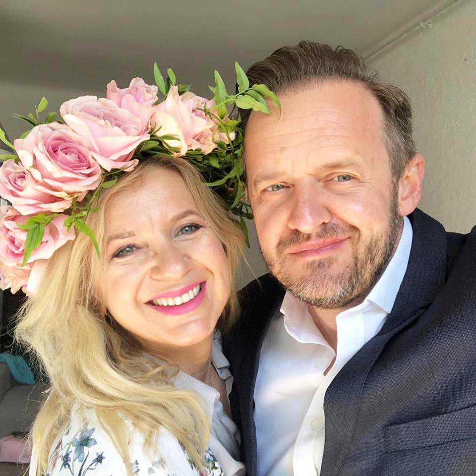 Marzena Rogalska pokazała swojego nowego partnera