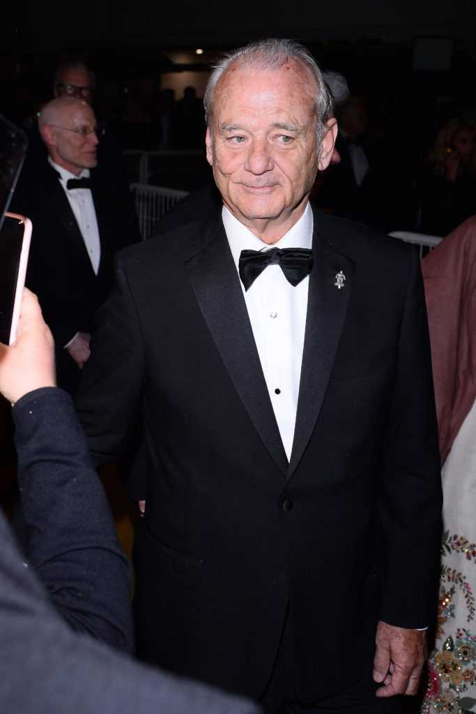 Bill Murray - Cannes 2019, afterparty