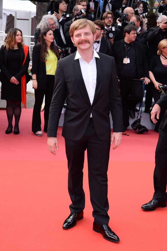 Rafał Zawierucha - premiera Once upon a time in Hollywood, Cannes 2019
