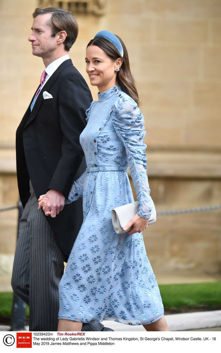 Pippa Middleton – ślub Lady Gabrielli Windsor