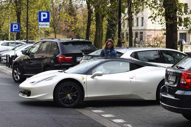 Ewa Chodakowska kupiła Ferrari